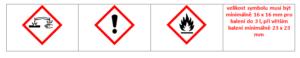 Výroba bezpečnostních listů a výroba etiket. Registrace do systému CHLAP. Termíny dodání 6 - 8 pracovních dní a termíny dodání: express. Expresní kontakt na oblastního chemika, tj. legislativního specialistu zde: +420...